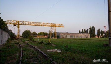Производственная база 2 га с ж/д тупиком