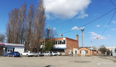 Продажа торгово-производственного комплекса в Краснодаре.