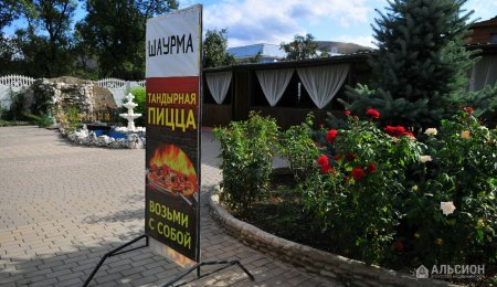 Придорожное кафе - Крым