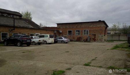 Производственная база в Славянске-на-Кубани